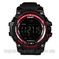 Смарт - часы SMART WATCH EX16 IP67 gold ' ', фото 3