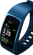 Фитнес-браслет Samsung Gear Fit2 Blue ' ' ', фото 2