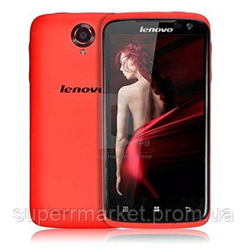 Смартфон Lenovo S820 Red '5, фото 2