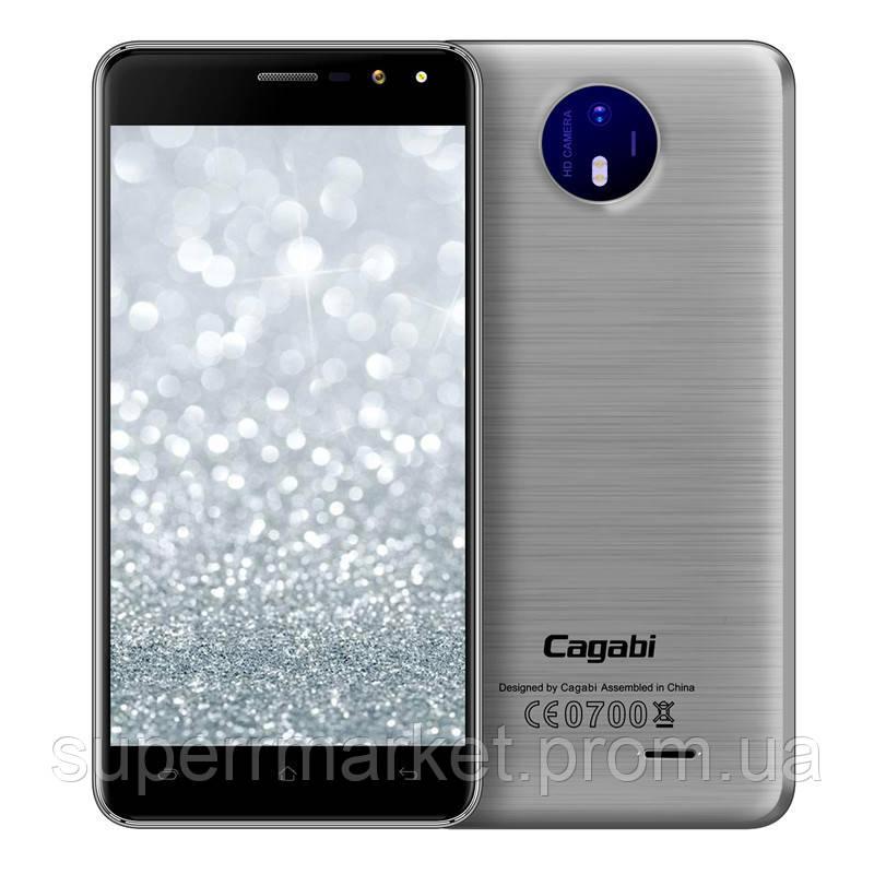 Смартфон VKworld Cagabi F2 16Gb Silver