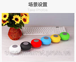 Портативная колонка SPS X1 waterproof wireless bluetooth speaker, white, фото 2