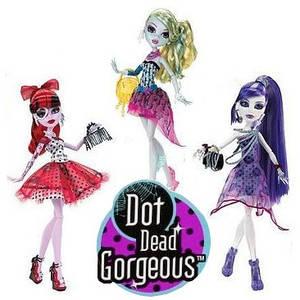 Вечірка в горошок - Dot Dead Gorgeous