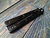 Нож Балисонг (Бабочка) B304 Snakebite Острый, фото 4