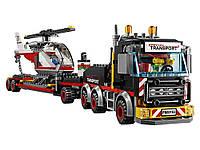 Конструктор Compatible Legoe City 60183 Тягач для перевозки тяжелых грузов 347 шт.