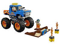 Конструктор Compatible Legoe City 60180 Монстр-трак 215 шт.
