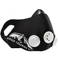 Тренировочная Силовая Маска дыхательная для бега и тренировок Elevation Training Mask размер S, фото 1