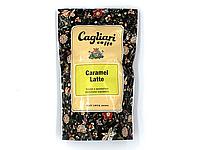 """Натуральный зерновой кофе Cagliari """"Молочная карамель"""" 1 кг"""
