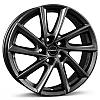 Литые диски Borbet V R17 W7 PCD5x112 ET47 DIA66.6 mistral anthracite glossy