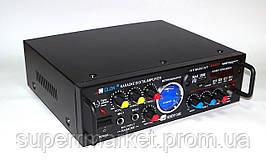 Стерео усилитель CICLON AV-512  AV-339  c FM MP3 Karaoke 120W  2*60W, фото 3