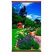 """Настенный инфракрасный обогреватель-картина ТРИО """"Японский сад (сад Киото)"""", фото 8"""