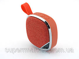 JBL C5 3W LED копия, портативная колонка c MP3 Bluetooth FM и фонариком, коралловая, фото 2