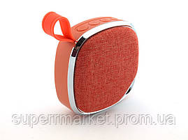 JBL C5 3W LED копия, портативная колонка c MP3 Bluetooth FM и фонариком, коралловая, фото 3
