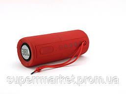 JBL Charge 5+ 6W копия, портативная колонка с Bluetooth FM MP3, красная, фото 3