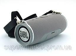 JBL Charge3+ mini в стиле xtreme, портативная колонка с Bluetooth FM MP3, серая, фото 3