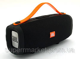 JBL BT-6002 10W копия Explorer CY-34, портативная колонка с Bluetooth FM MP3, черная, фото 3