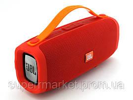 JBL BT-6002 10W копия Explorer CY-34, портативная колонка с Bluetooth FM MP3, красная, фото 3