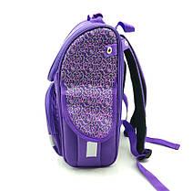 Рюкзак школьный каркасный Gorangd 35.5x26x13.5 см 12л Фиолетовый (1923/2), фото 3