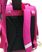 Рюкзак школьный каркасный Gorangd 35.5x26x13.5 см 12л Розовый (1923/4), фото 3