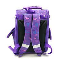 Рюкзак школьный каркасный Gorangd 35.5x26x13.5 см 12л Фиолетовый (1923/7), фото 2