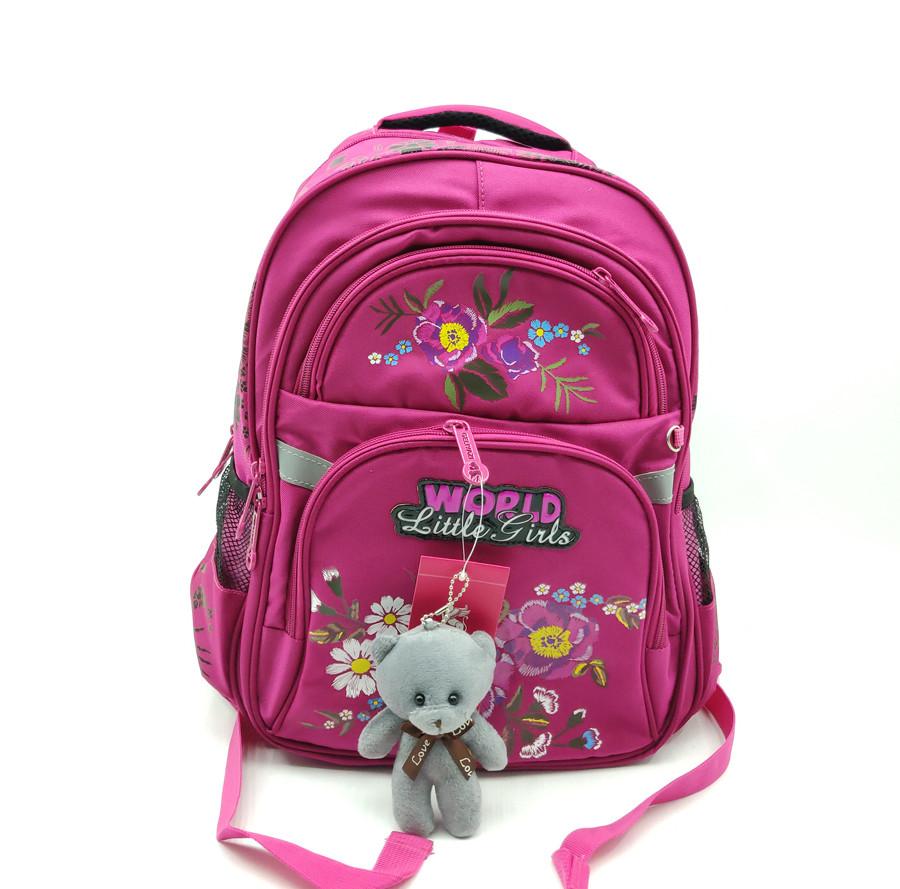 Рюкзак школьный Gorangd 30 х 39 х 15 см Розовый (r1913/1)
