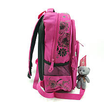 Рюкзак школьный Gorangd 30 х 39 х 15 см Розовый (r1913/1), фото 2