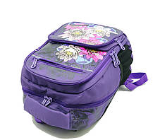 Рюкзак школьный Gorangd 28 х 40 х 15 см Фиолетовый (r1906/1), фото 3