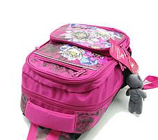 Рюкзак школьный Gorangd 28 х 40 х 15 см Розовый (r1906/2), фото 2