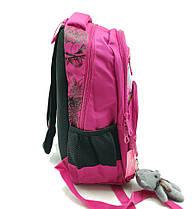 Рюкзак школьный Gorangd 28 х 40 х 15 см Розовый (r1906/2), фото 3