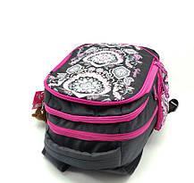 Рюкзак школьный Gorangd 28 х 38 х 15 см Черный (r1908/1), фото 3