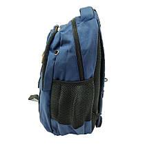 Рюкзак школьный Gorangd 30 х 40 х 16 см Синий (r1929/1), фото 3