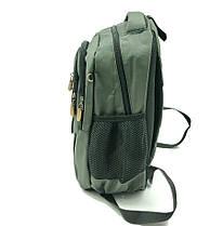 Рюкзак школьный Gorangd 30 х 40 х 16 см Зеленый (r1929/2), фото 3