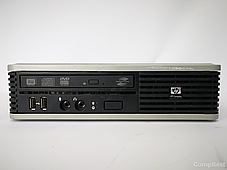 HP Compaq DC7800 USFF / Intel Core2Duo E6550 (2 ядра по 2.33 GHz) / 2GB DDR2 / 160GB HDD, фото 2
