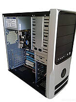 Рабочая станция ATX / Разогнанный Intel Core i5-2500K (4 ядра по 4.50 - 4.70GHz) / 8GB DDR3 / 250GB HDD / Intel HD Graphics 3000 / БП 450W, фото 3