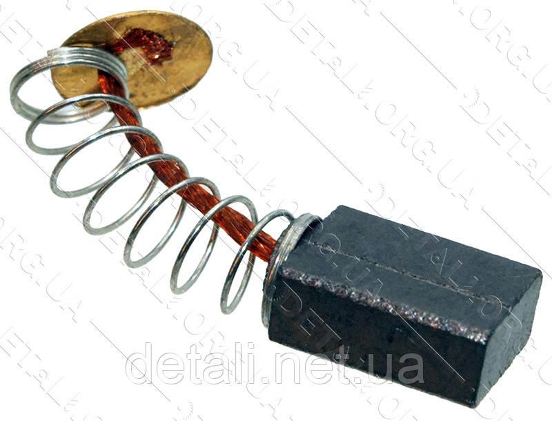 Щетка 5х9х12 пружина пятак 9мм Sparky BVR 6 оригинал 180302 (1шт)