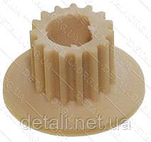 Шестерня привода ремня хлебопечки D8*13L14 шлиц/15з прямо