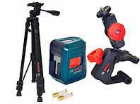 Лазерный нивелир Bosch GLL 2 + MM 2 + BT 150 (0601063A02)