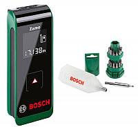 Цифровой лазерный дальномер Bosch Zamo + набор 24 бит (06159940JF)