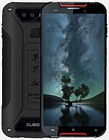 "Защищенный смартфон Cubot Quest Lite red/black IP68, 3/32 Gb, 5"", Helio A22, 3G, 4G, NFC"