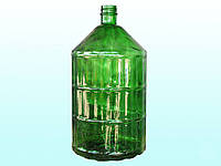 Бутыль 22л зеленый
