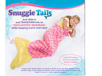 Одеяло Плед Snuggie Tails Русалочка, фото 1