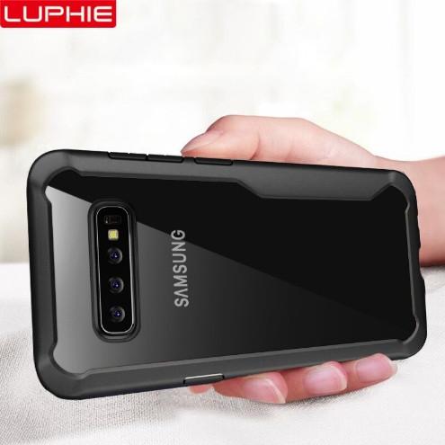 Противоударный чехол Luphie Armor для Samsung Galaxy S10
