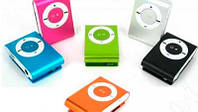 MP3 плеер клипса ( прищепка ) спорт плеер