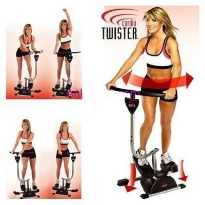 Тренажер для дома CardioTwister Кардио Твистер - кардиотренажер