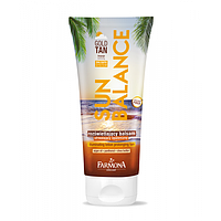 Лосьон продлевающий загар - Farmonа Sun Balance Illuminating Lotion Prolonging Tan