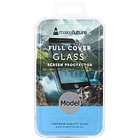 Стекло защитное MakeFuture для Xiaomi Redmi 5 White Full Cover (MGFC-XR5W)