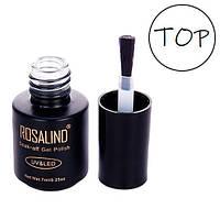 Финишное топовое покрытие финиш топ для гель-лака шеллака Rosalind 7мл