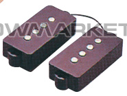 Maxtone Звукосниматель для бас-гитары MAXTONE GP1B