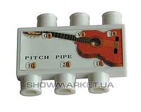 Maxtone Духовой камертон для гитары MAXTONE GC6H