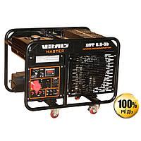 Vitals Бензиновый трехфазный генератор VITALS MASTER EST 8.5-3b