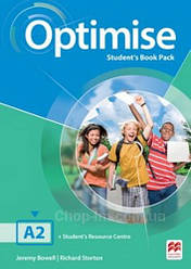 Optimise A2 Student's Book Pack / Учебник